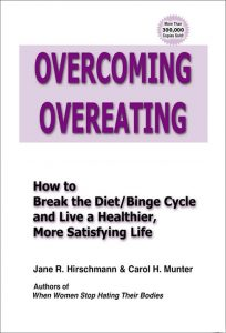 Overcoming Eating Book Cover